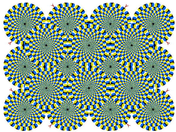Few Illusions designed to exercise your mind.