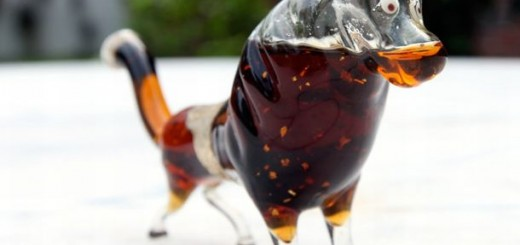 GLASS BULL GOLD LIQUEUR