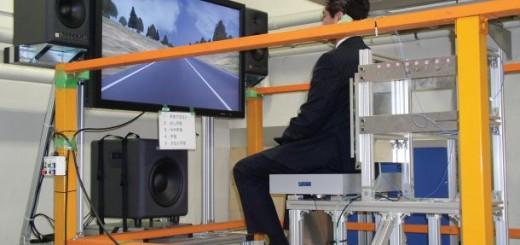 JNIOSH Multi-modal simulator