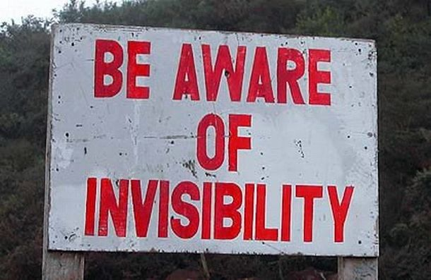 Why we need an Invisibility Cloak?