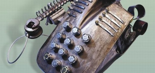 steampunk desk phone_3