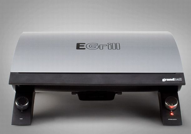 EGrill portable grill ignites passion for outdoor cooking 