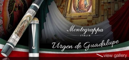 Montegrappa N.S. Virgen de Guadalupe Limited Edition Pen