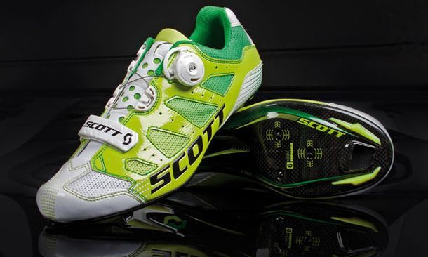 Team ORICA-GreenEDGE to wear Scott Sportss new Premium Road Shoe at Tour de France 