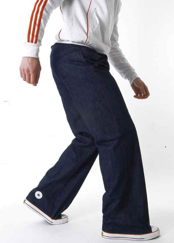 Shoe Pants compliment urban street fashion styling with comfort wear  