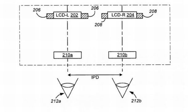 Apple wins patent for head mounted display, Google Glass has a competitor?