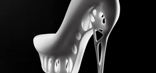 Biomimicry shoe mimics bird's cranium created using 3D printing