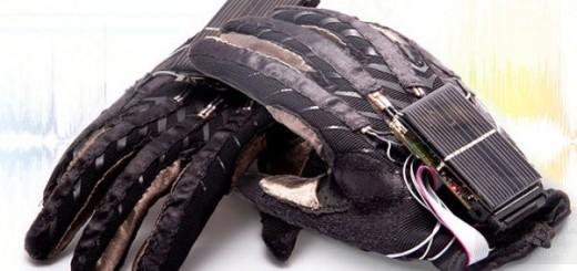 Enable talk sensory gloves