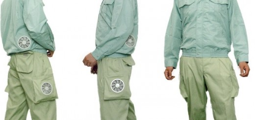 Kuchofuku Air-conditioned Cooling Pants