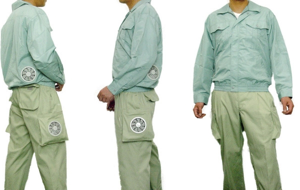 Air-conditioned Cooling Pants will keep you fresh below the belt area