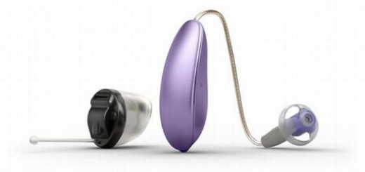 Oticon Intiga smallest fully wireless hearing aid