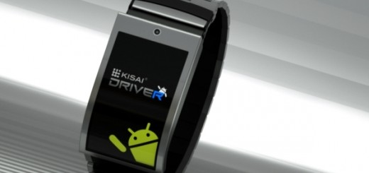 Kisai Driver watchphone design