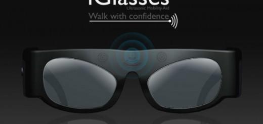 iGlasses Ultrasonic Mobility Aid_2