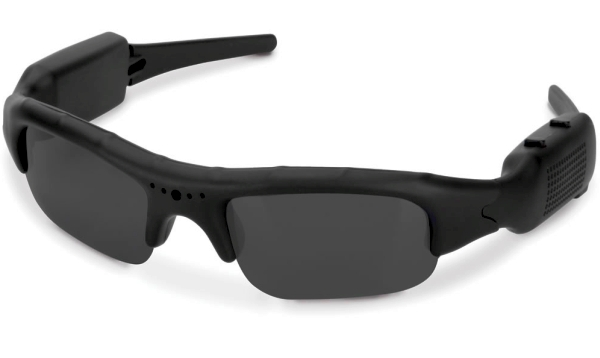 how to wear sunglasses when not in use