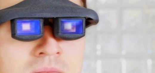 Fraunhofer's OLED glasses
