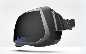 Become an awesome gamer with Oculus Rift Headset