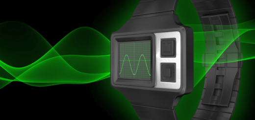 Oscope watch by Tokyoflash