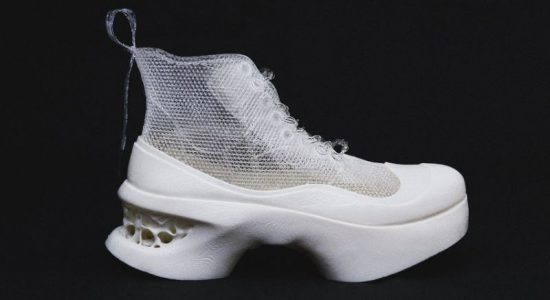 Japanese 3D Printed Shoes by MAGARIMONO