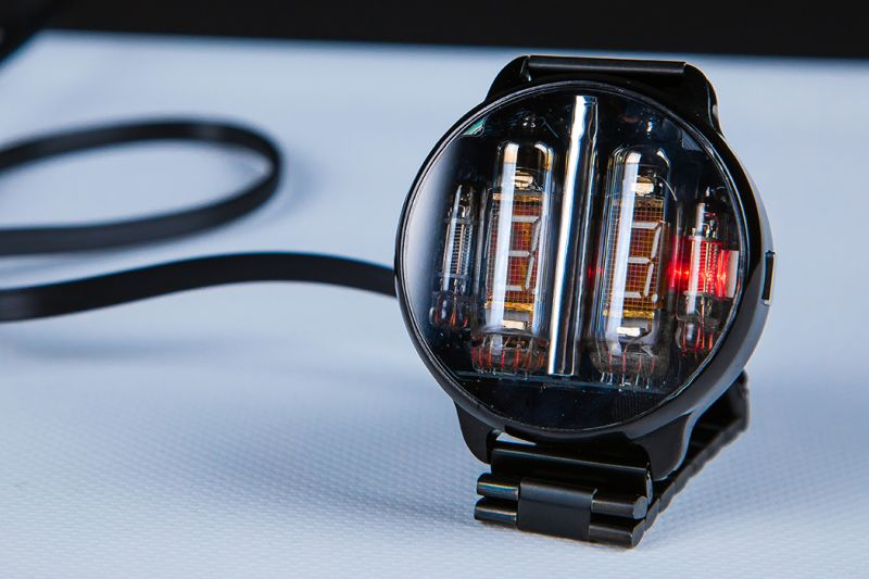 VFD Nixie Smartwatch